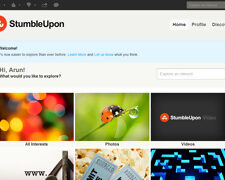 stumbleupon update