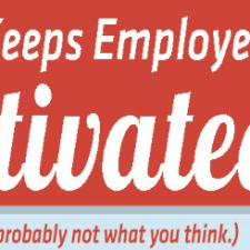 keep employees motivated
